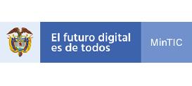 Logo portal MinTIC
